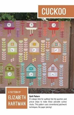Cuckoo Pattern by Elizabeth Hartman
