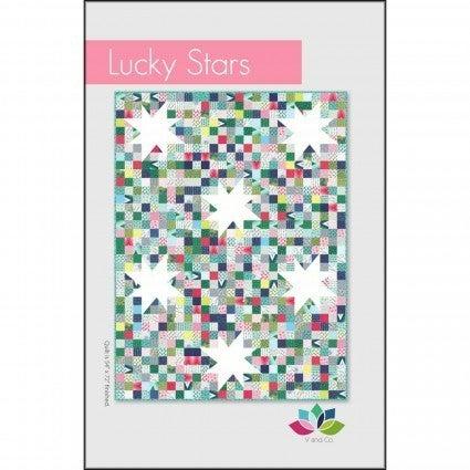 Lucky Stars Pattern