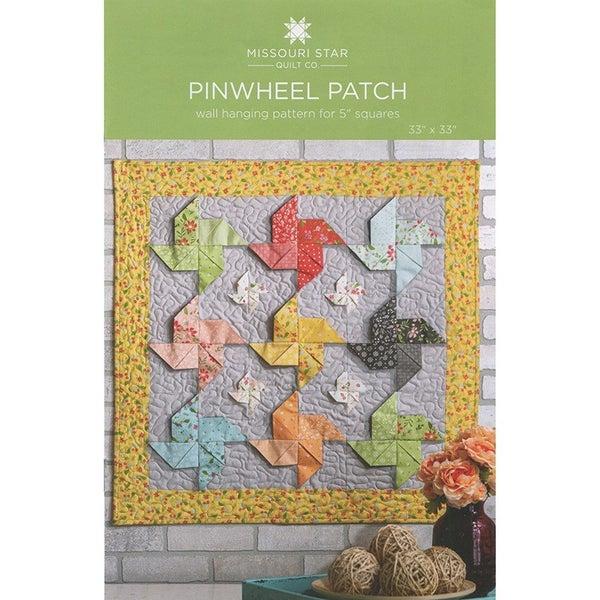 Pinwheel Patch Pattern