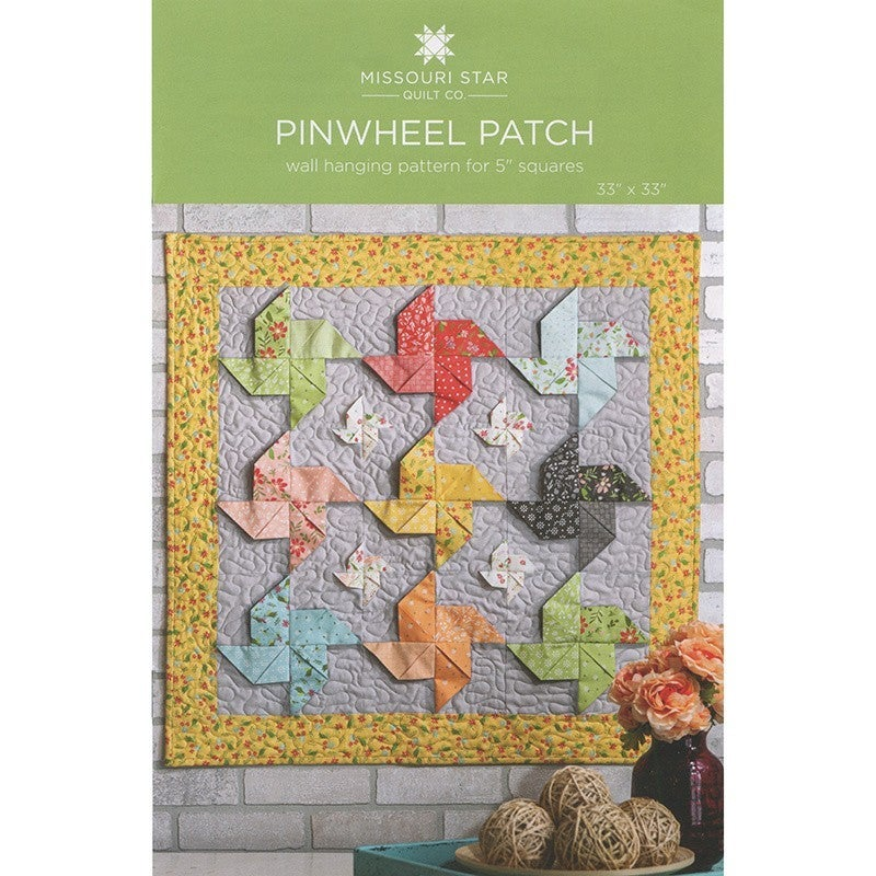 Pinwheel Patch Pattern