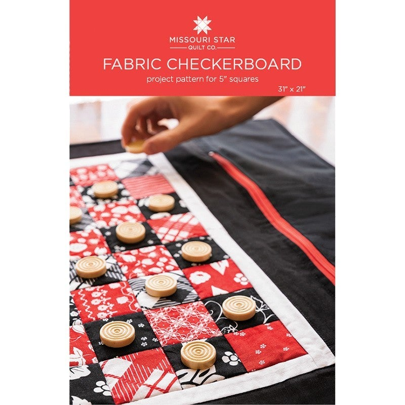 Fabric Checkerboard Pattern