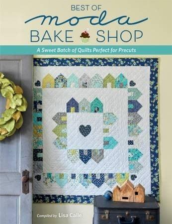 Best of Moda Bake Shop Book