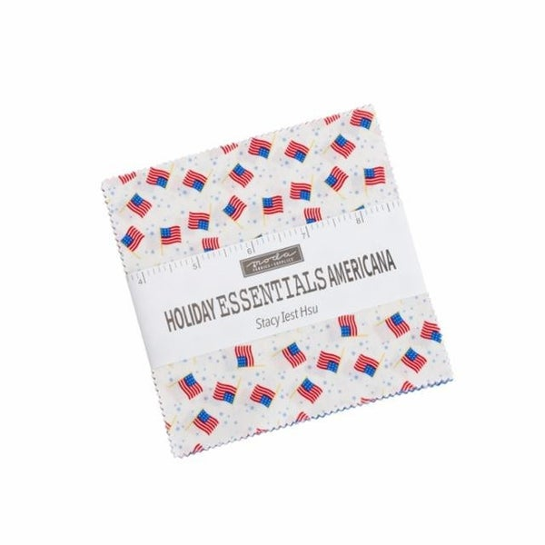 Holiday Essentials America Charm Pack