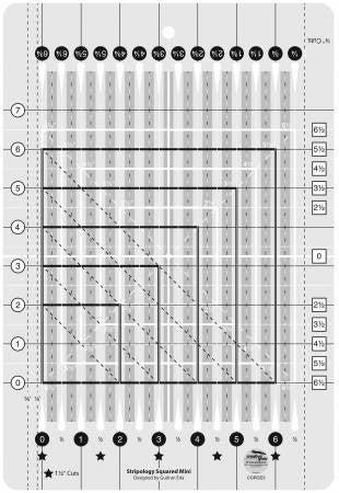 Stripology Squared Mini
