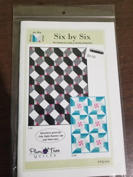 Six by Six Pattern