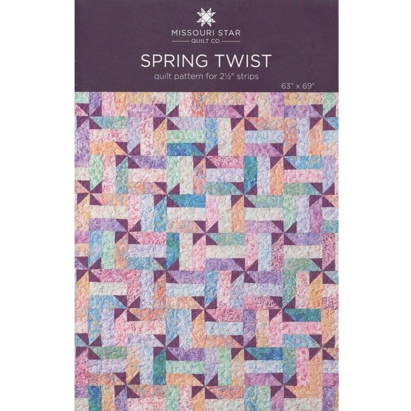 Spring Twist Pattern