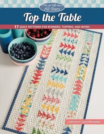 Top the Table Book