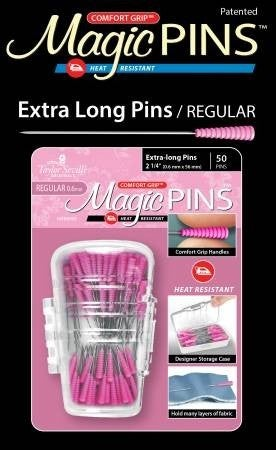 "Magic Pins Regular 2 1/4"" 50 pins"