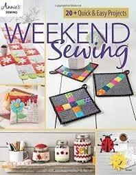 Weekend Sewing Book