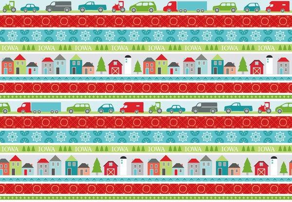 Preorder AISH Main Street Fabric