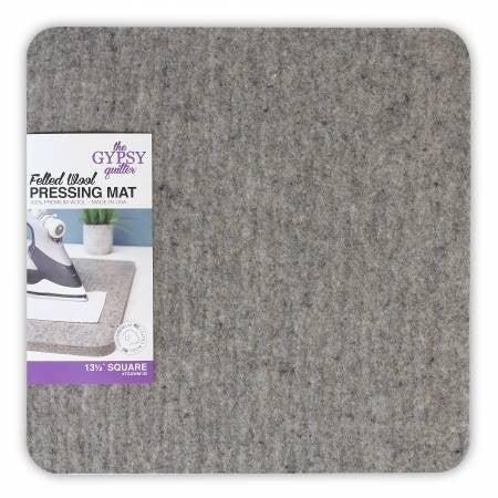 "13.5"" Square Wool Pressing Mat"