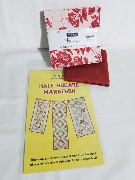 Half Square Marathon Kit