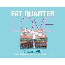 Fat Quarter Love Book