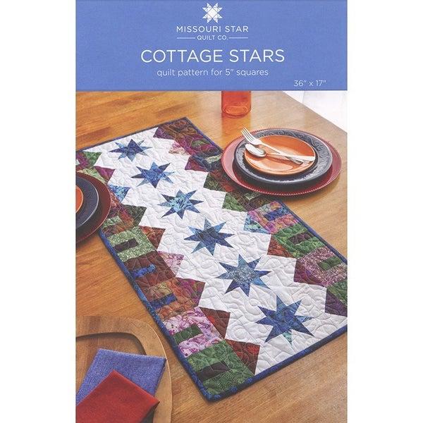 Cottage Stars Pattern