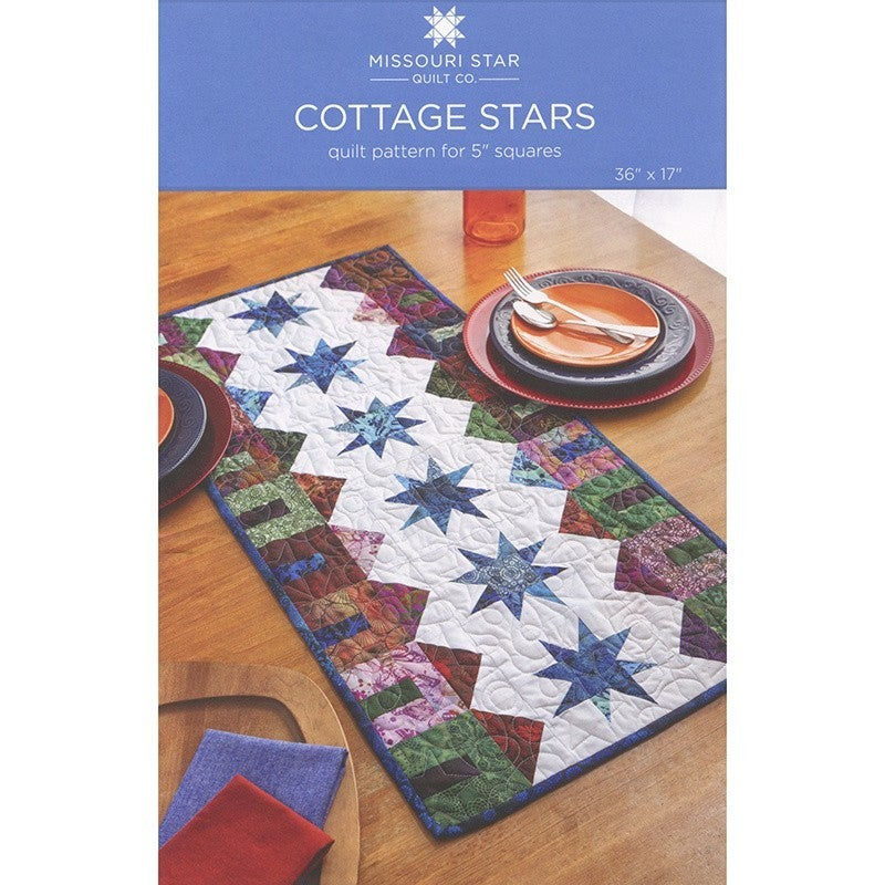 Cottage Stars Pattern