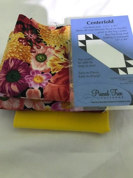 Centerfold Table Runner Kit Yellow