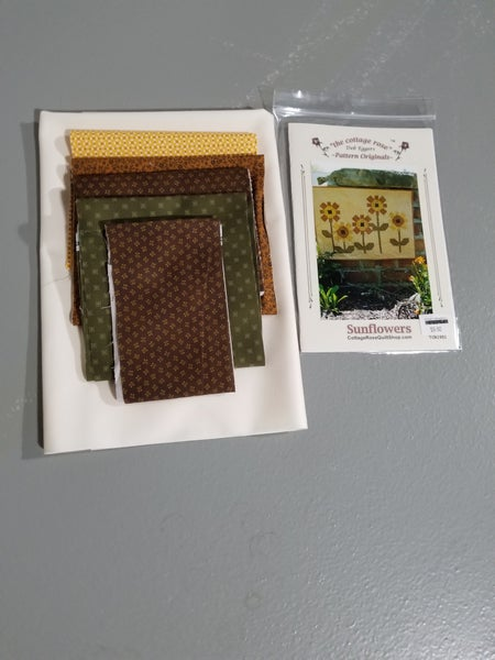 "Sunflower Kit 18"" x 25"""