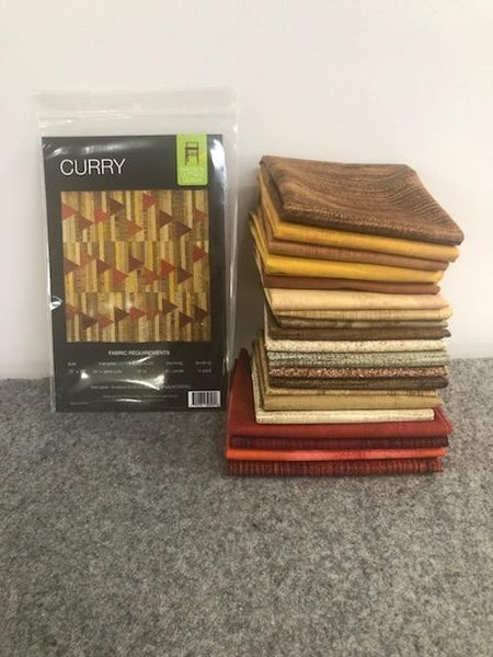 """Curry Kit 72"""" x 72"""""""