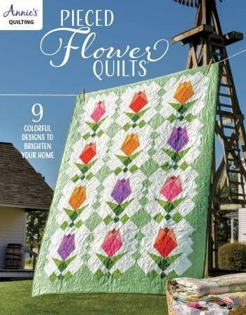 Pieced Flower Quilts Book