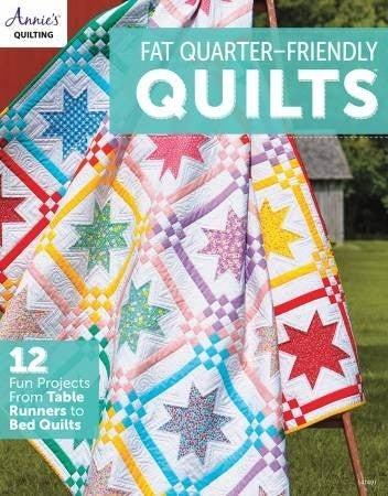 Fat Quarter Friendly Quilts Book