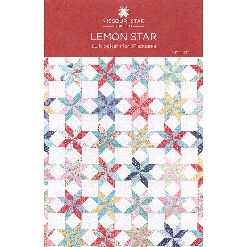 Lemon Star Pattern