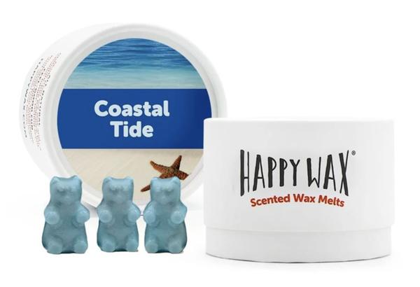 Happy Wax   Coastal Tide
