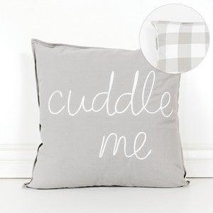 Cuddle Me Pillow