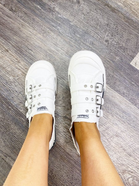 Jolissa White Sneaker