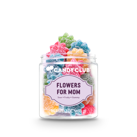 Candy Club | Flowers For Mom *MOTHER'S DAY COLLECTION*