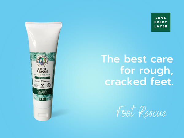 2oz Foot Rescue with Arnica