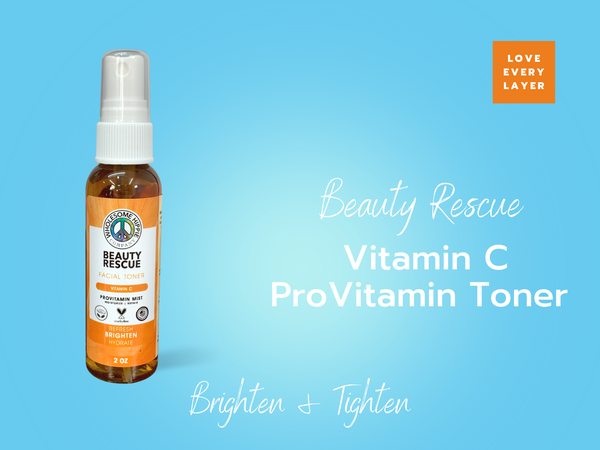 WH Vitamin C Facial Toner 2oz