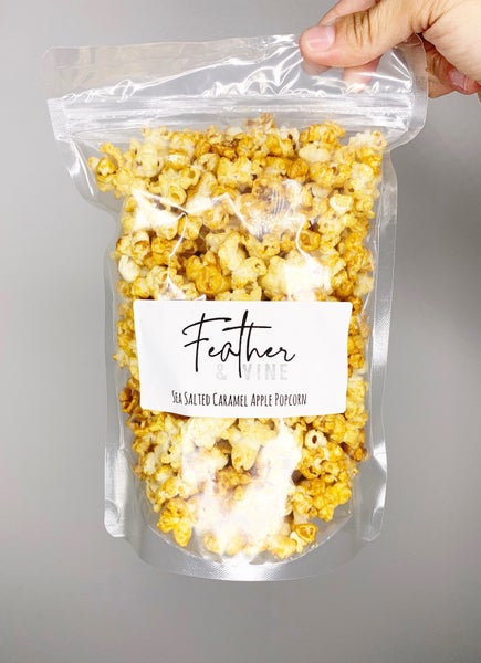 Feather&Vine Popcorn ***Various Flavors