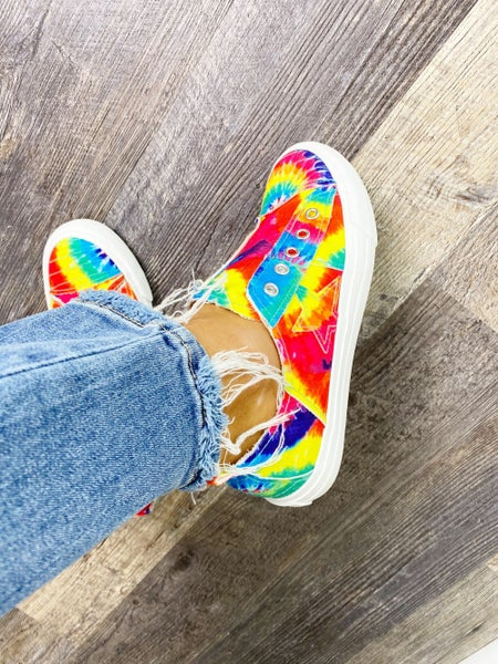 Very G Play Along Multi Color Slip On