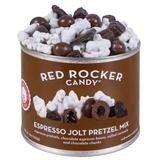 Red Rocker Candy Espresso Jolt Pretzel Mix  9 oz