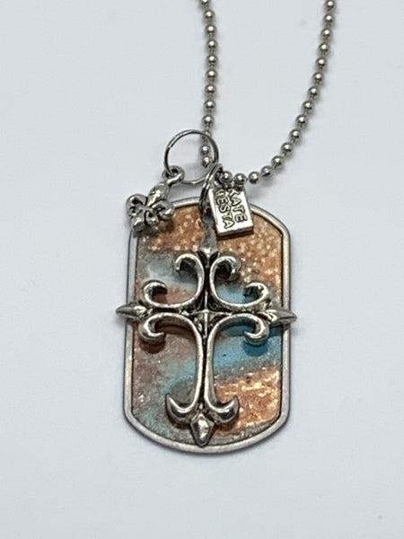 !Kate Mesta Cross Necklace