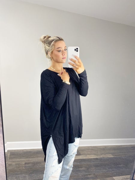 HoneyMe Black Top