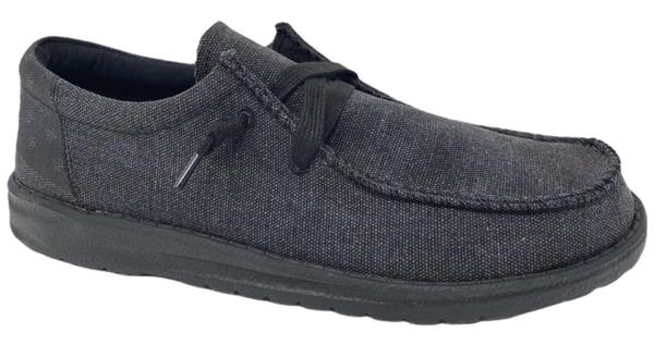 Men's Black Loafers   Cade