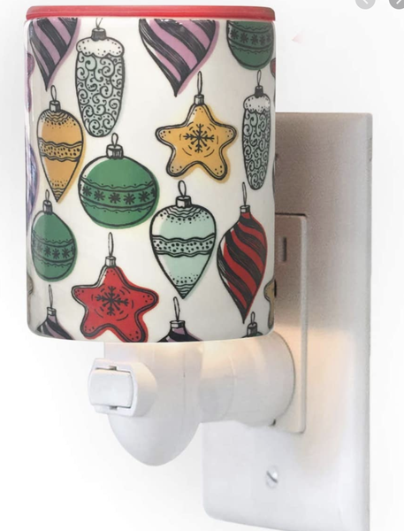 Outlet Warmer | Retro Ornament