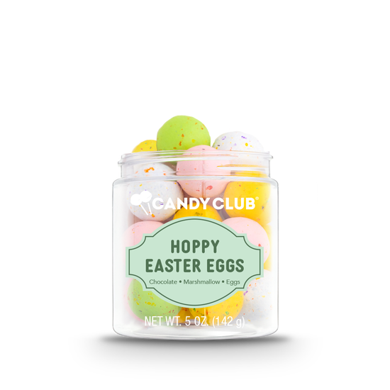 Candy Club | Hoppy Easter Eggs