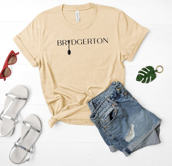 Briderton | Graphic Tee **PRESALE**