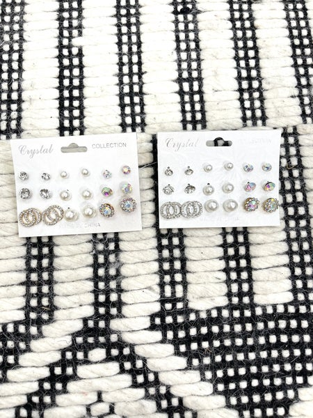 Multi-Pack Earrings