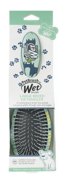 Wet Brush | Pet Large Breed Detangler