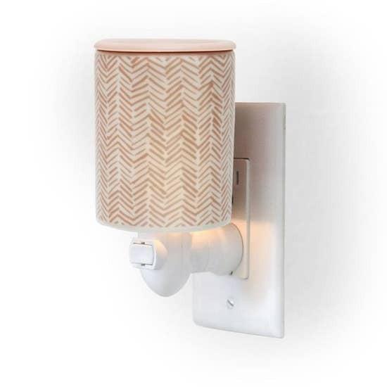 Outlet Warmer | Herringbone