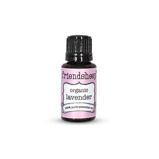 Friendsheep | Organic Lavender Essential Oil