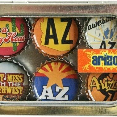 Arizona Magnet - Six Pack