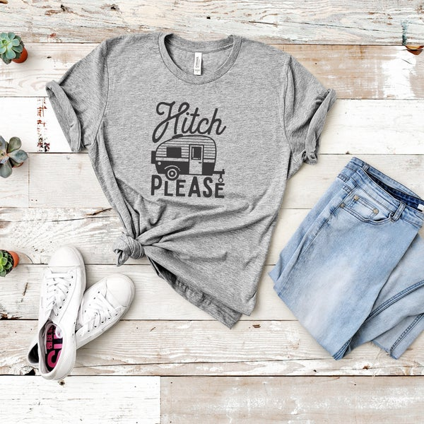 Hitch Please Graphic Tee