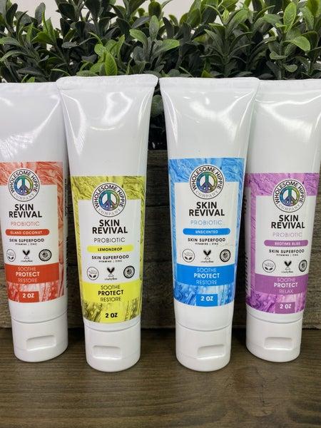 WH 2oz Skin Revival Probiotic Yogurt Body Butter