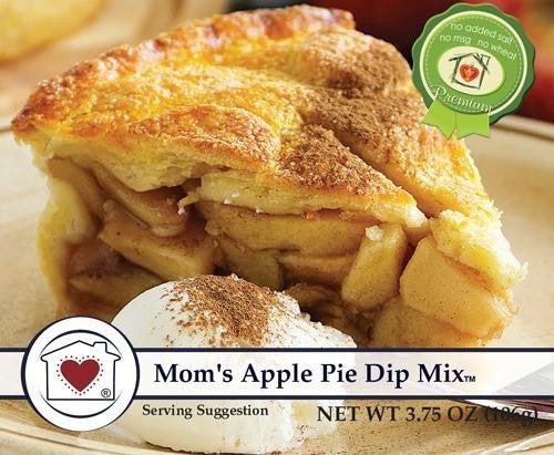 Mom's Apple Pie Dip Mix