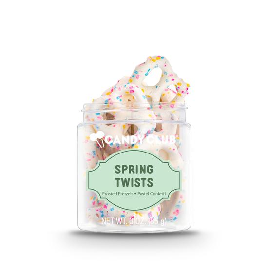 Candy Club | Spring Twists