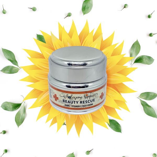 50ml Beauty Rescue Vitamin C Face Creme
